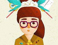 Moonrise Kingdom - Posters