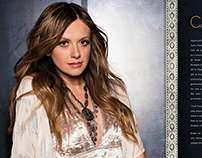 Carly Pearce - Promotional Book