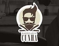 Barbearia Cunha | Projeto de Marca