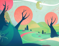 Animation stills collection