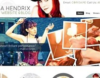 Web Design Portfolio   Carisa Hendrix   2010-2012