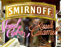 Iced Cake & Kissed Caramel