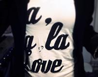 La, la, la, Love. Rana-Rojo collab. &...