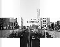 Made In Birmingham Magazine