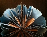 NEXT 2013 - Metal and Paper Sculpture