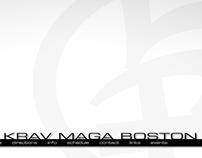 Krav Maga Boston - Version #2 - Original site