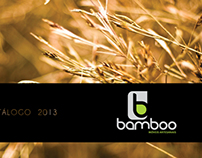 Bamboo - Catalogo 2013