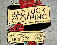 Bad Luck Clothing