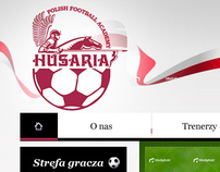 Husaria - polish football academy
