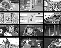 Kansas City Storyboard