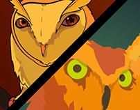 [Study, Owl] Estudo, Coruja