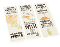 Central America Infographic