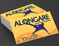Alongare Assessoria Esportiva - Business Card
