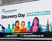 Discovery Day Outdoor Campaign