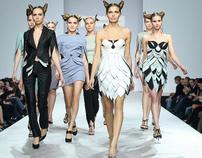 Anna_Miminoshvili SS 2011 fashion show MFW