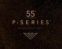 VIZIO 2018 P-Series Packaging Design Concept