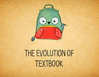 The Evolution of textbook