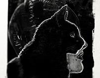 Batman Returns: Catwoman concept sketch