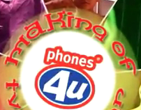 Making of video for the Phones 4 U TVCs shot in India