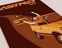 Astrovan Movie Poster
