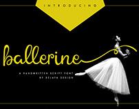 Ballerine Script | FREE FONT