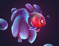Digital Painting | Fish