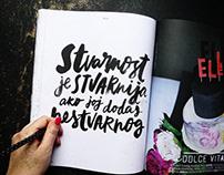 Elle Magazine- Cover