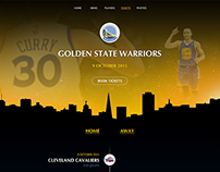 GOLDEN STATE WARRIORS/BASKETBALL