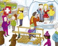 Switserland Tourism Promotion