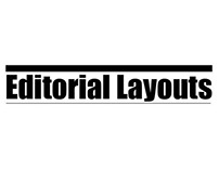 Editorial Layout Design (Page Layouts/Magazine Spreads)
