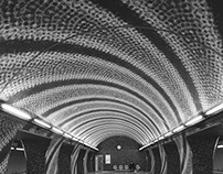 M4 Metro Line - Budapest