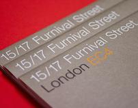 15/17 Furnival Street brochure