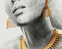Alapatt Heritage Jewellery brand Campaign 2013