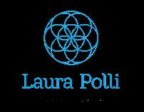 Identidade Visual + Aplicações Laura Polli