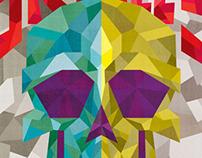 Skulls Out - Geometric Death