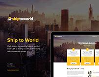 Ship to World