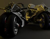 SDS Osprey Signature Concept Bikes