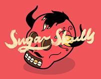Sugar Skulls Desktop icons