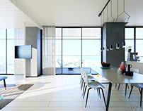 3D Visualization for a TLV apartment
