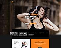 GNCART E-Commerce