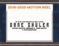 2019 Motion Reel
