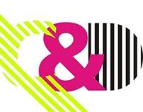 Cultura&Design visual identity