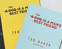 D&AD Ted Baker Campaign 2013