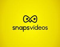 SnapsVídeos - Identidade Visual