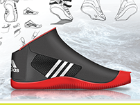 Adidas Sailing work showcase