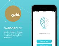 Wander Link Alzheimer's App // Massey