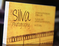 Silva Photography Business Card