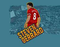 Steven Gerrard - Liverpool Leader