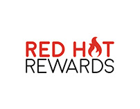 Red Hot Rewards Logo