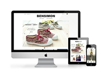 Bensimon Responsive Website